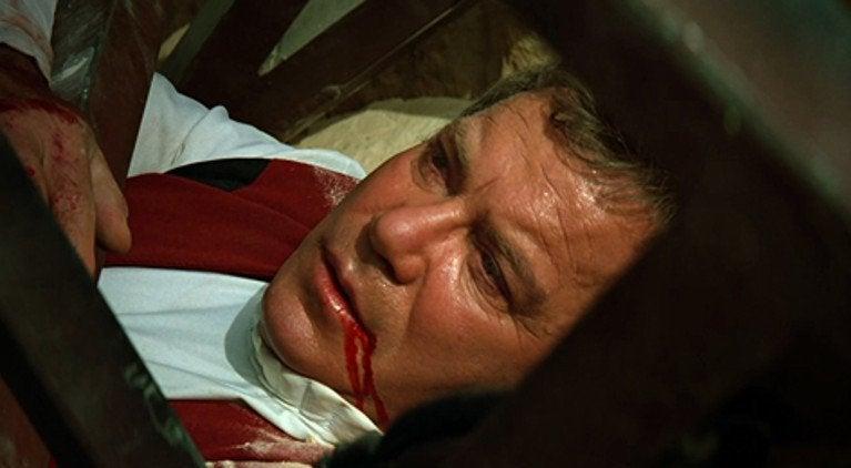 Captain Kirk Death