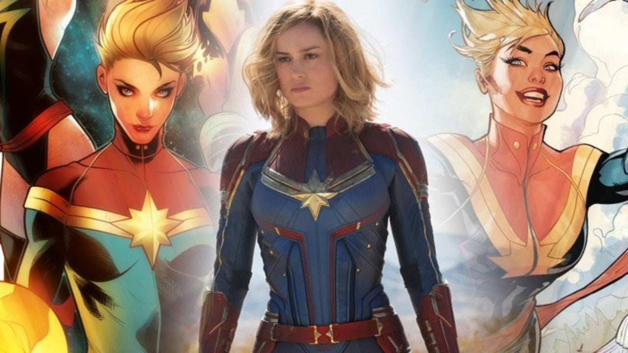 captain marvel: will new trailer debut at brazil comic con?