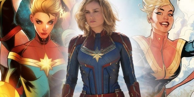 'Captain Marvel' Trailer Officially Teased for 'Good Morning America'