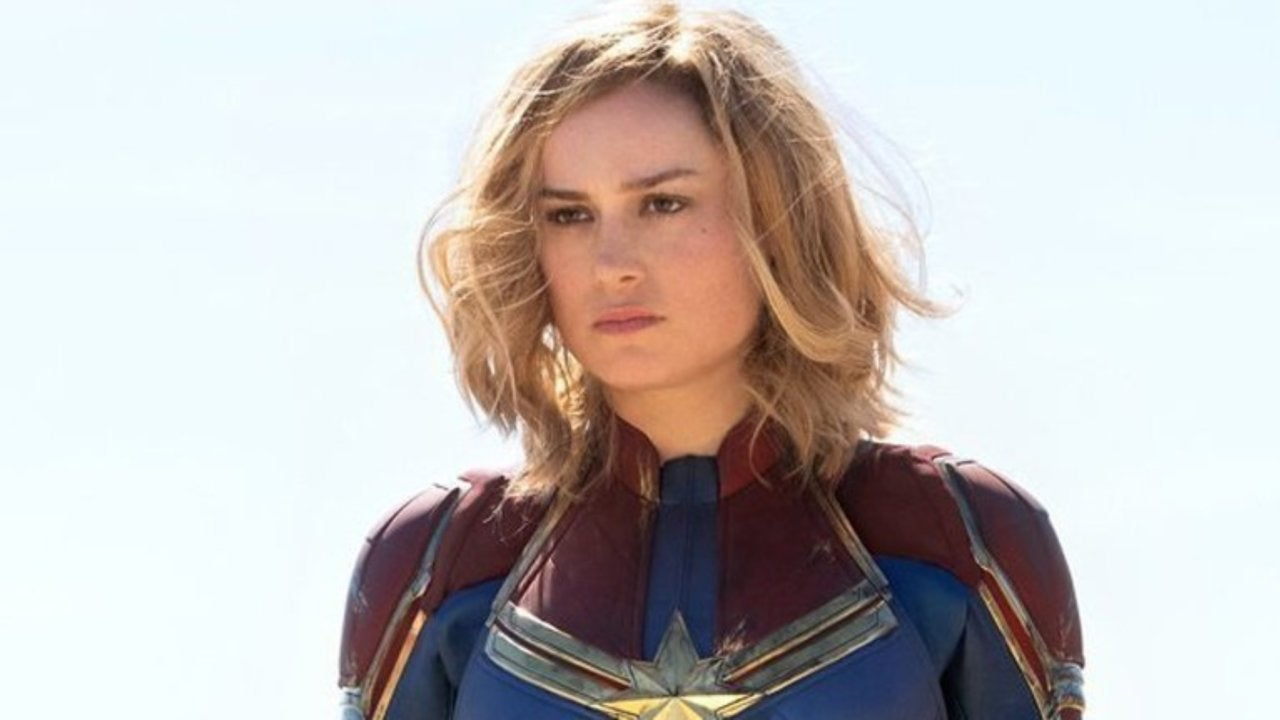 Marvel Fans Create Petition to Replace Captain Marvel's Brie Larson