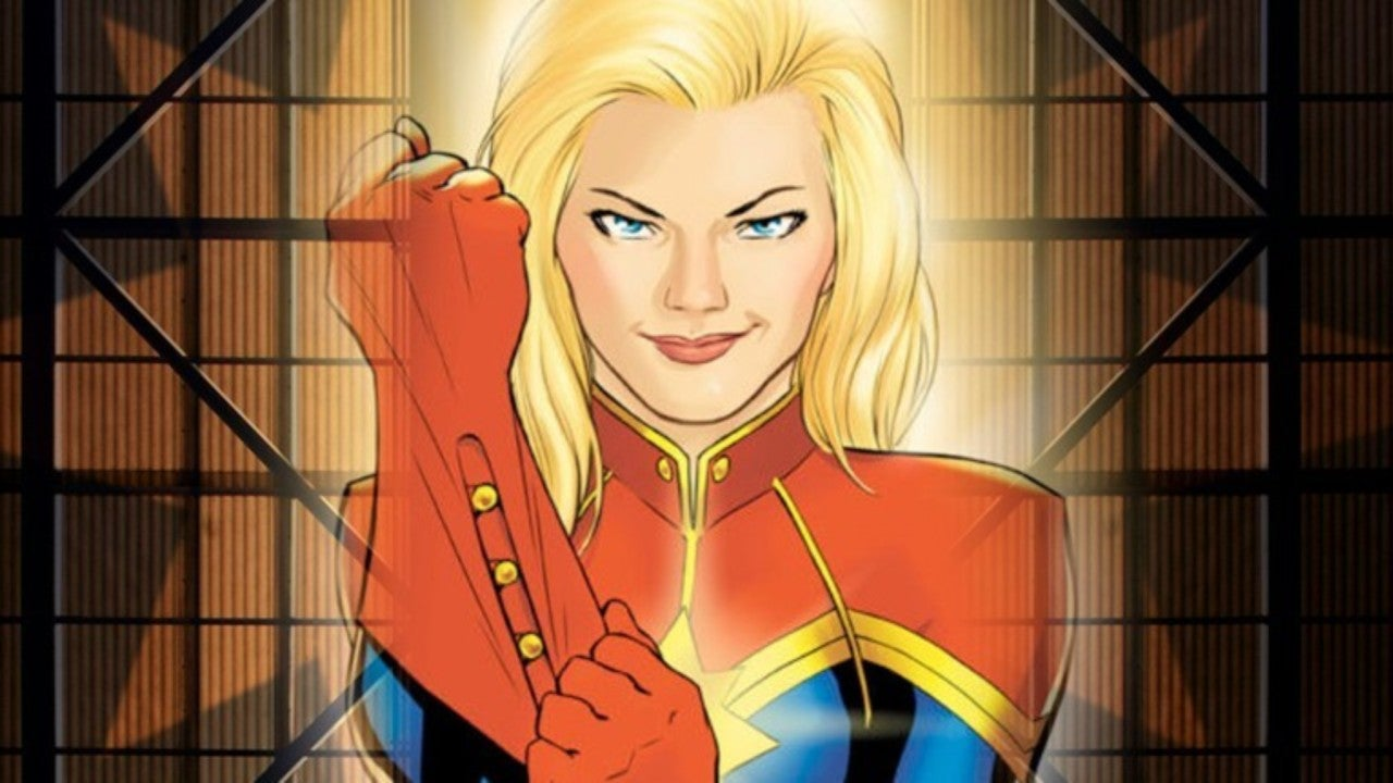 captain marvel': what does higher further faster mean?