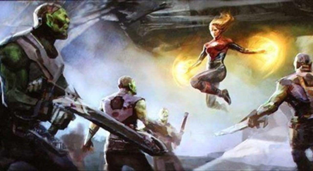 How Captain Marvel Is Setting Up The Skrulls For The Mcus Secret