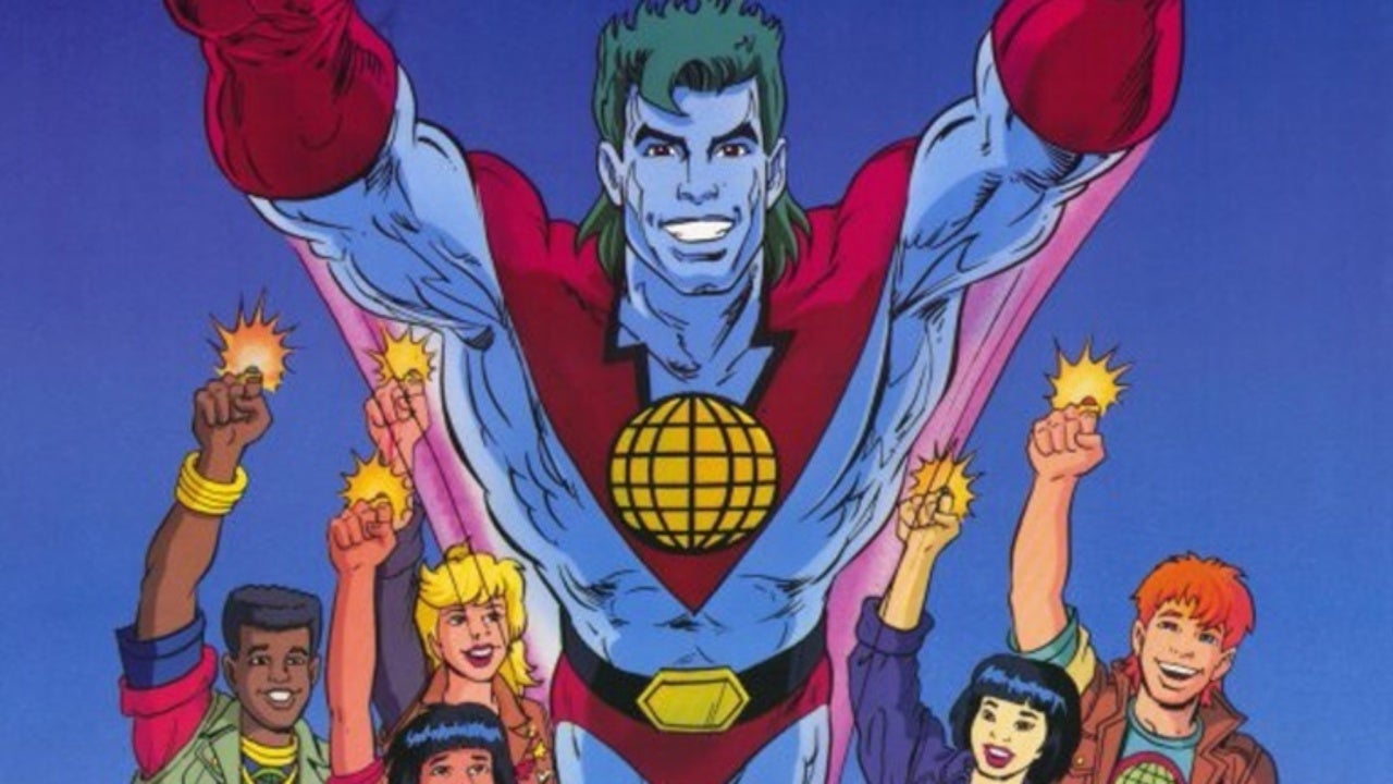 captain planet' movie will be dark and irreverent