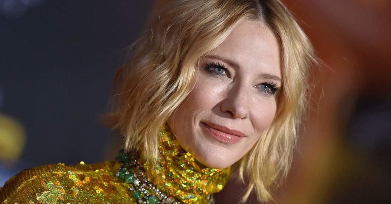 Cate Blanchett Suffers From Chainsaw Injury to Head While in Coronavirus Quarantine