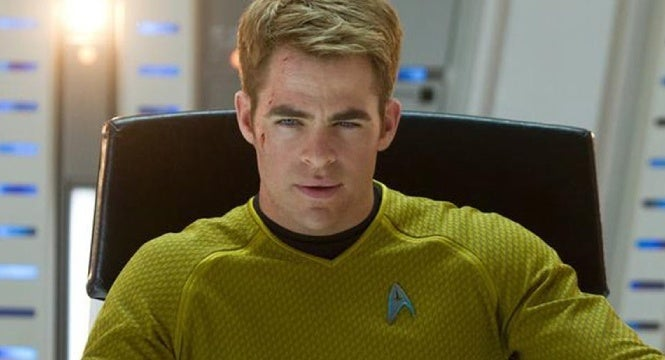 chris pine star trek 4