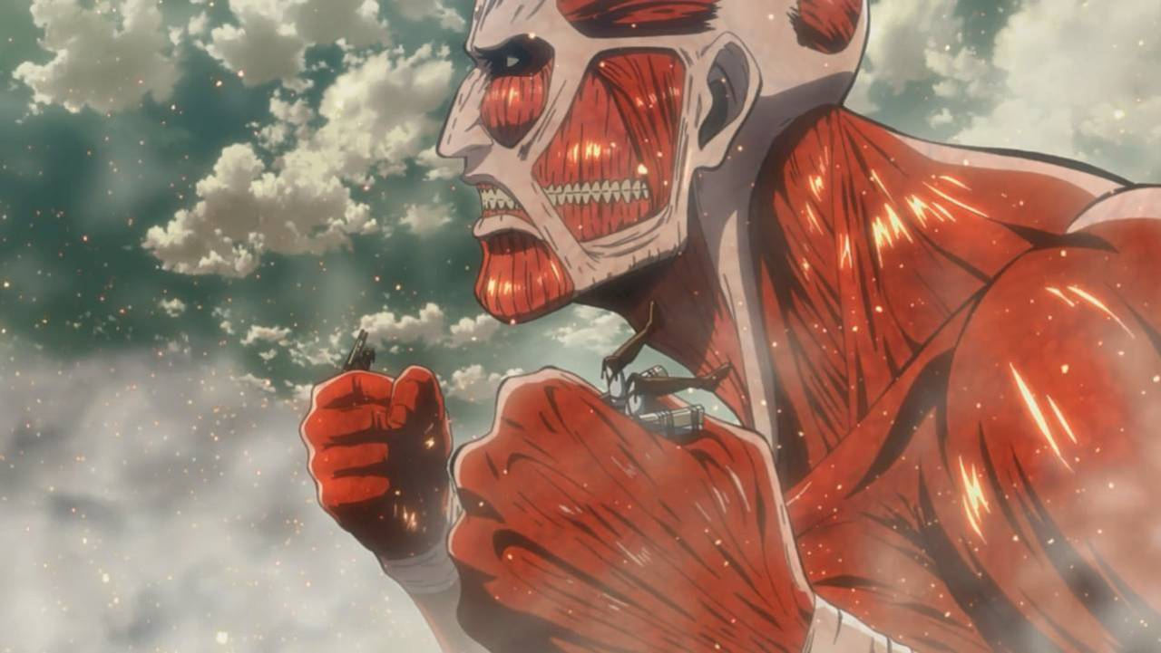 Attack On Titan Takes Over New York City With Colossal Titan Mural