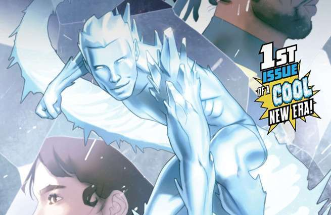 Comic Reviews - Iceman #1