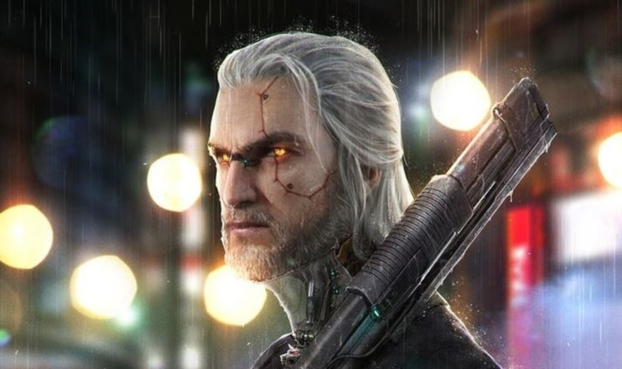This 'The Witcher' Fanart Re-Imagines Geralt of Rivia in