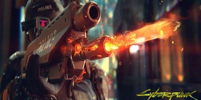 'Cyberpunk 2077' Has A Ton Of Weapon Variety, Including Katanas - Comicbook.com