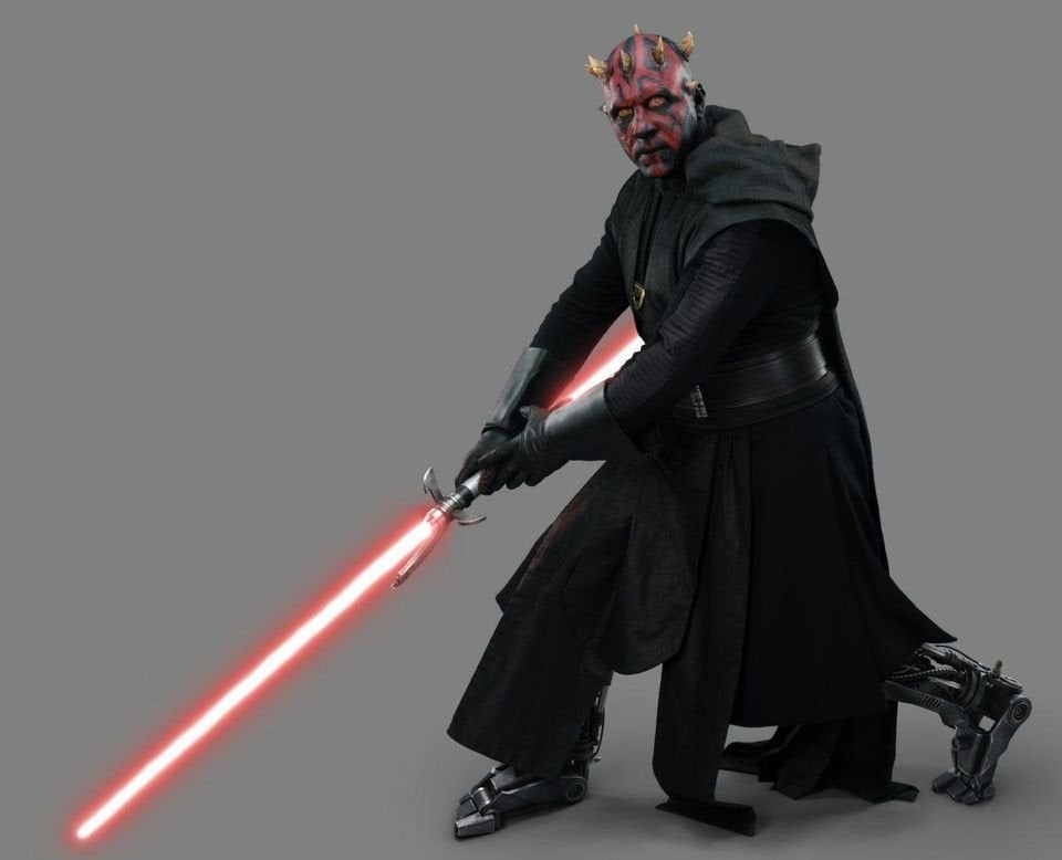 Image result for darth maul solo
