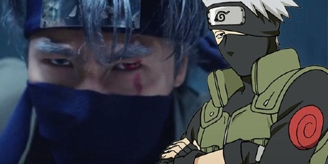 This 'Naruto' Live-Action Short Brings Kakashi's Most Epic Battle to Life