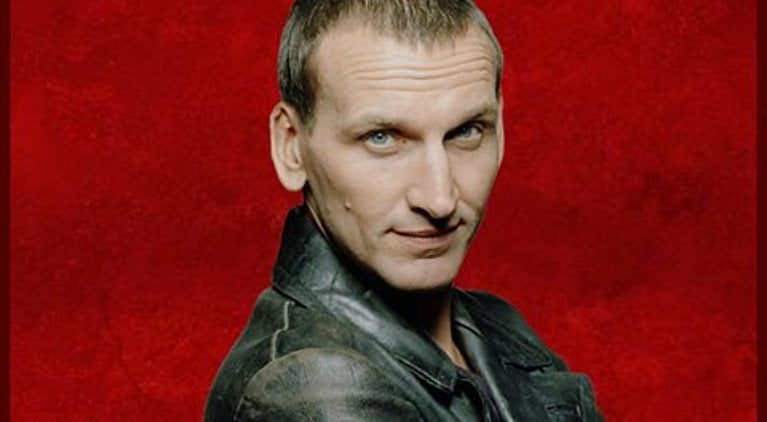 Doctor Who Christopher Eccleston
