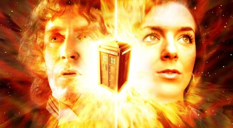 Doctor Who Lucie Miller