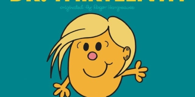 doctor who thirteenth doctor little miss book