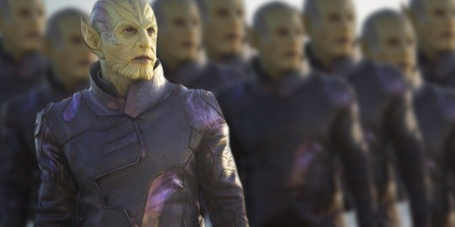 Does Captain Marvel Set Up the Skrull Invasion? screen capture