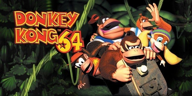 Hexbyte - Science and Tech Donkey Kong 64
