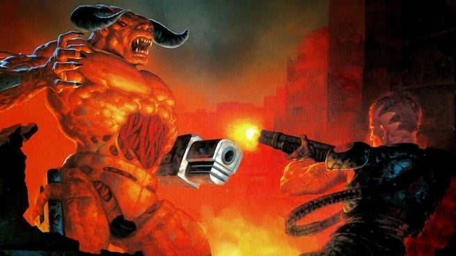 DOOM II &quot;title =&quot; DOOM II &quot;height =&quot; 368 &quot;width =&quot; 655 &quot;class =&quot; 40 &quot;data element =&quot; 1131436 &quot;[19659004] </figcaption> </figure> <p>  Video game secrets are the best &#8211; especially old video game secrets &#8211; and especially original <em> DOOM </em> and <em> DOOM II </em> secrets. [19659005] That is, a player has discovered a brand new secret in the final game 24 years after its release. </p> <p>  The news comes from serial co-creator John Romero, who tweeted a YouTube creator on Twitter on Friday The name Zero Master had brought to light a mystery that was almost one </p> <blockquote class=
