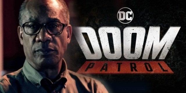 doom patrol silas stone