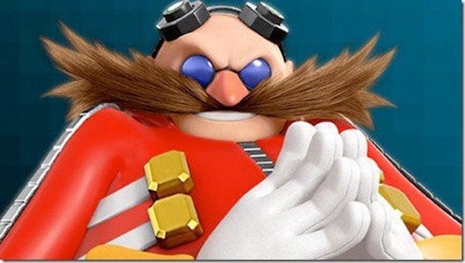 Dr Eggman