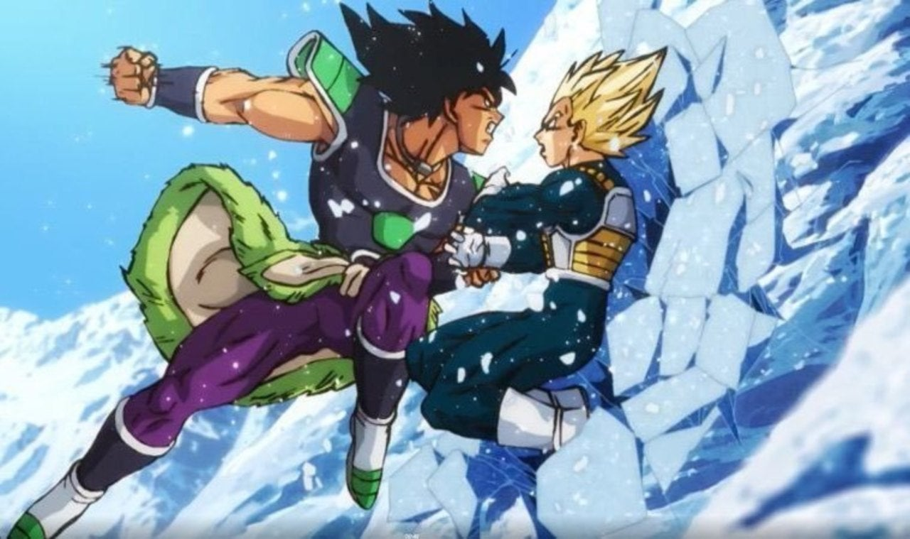 Dragon Ball Super Broly Announces Broly Voice Actor World Premiere