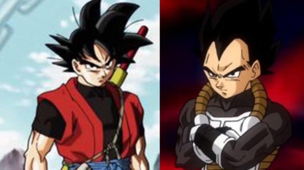 dragon ball heroes to bring in new goku vegeta