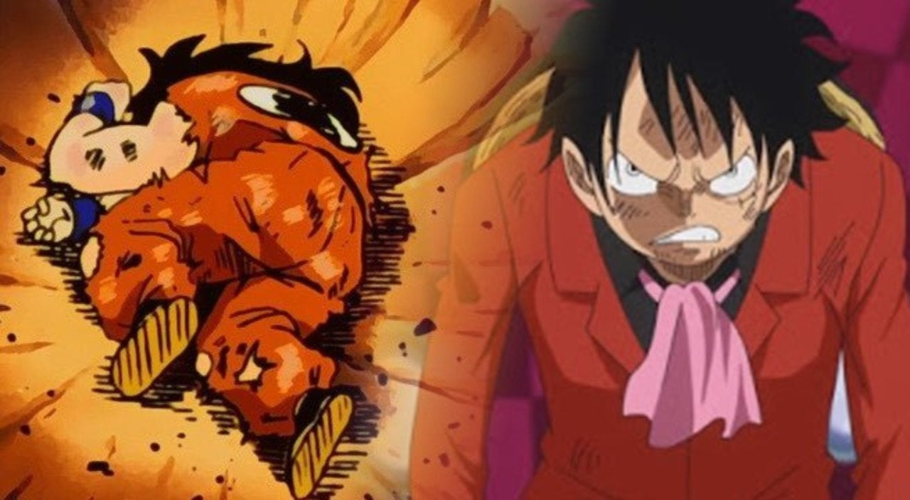 one piece drops hilarious yamcha dragon ball easter egg