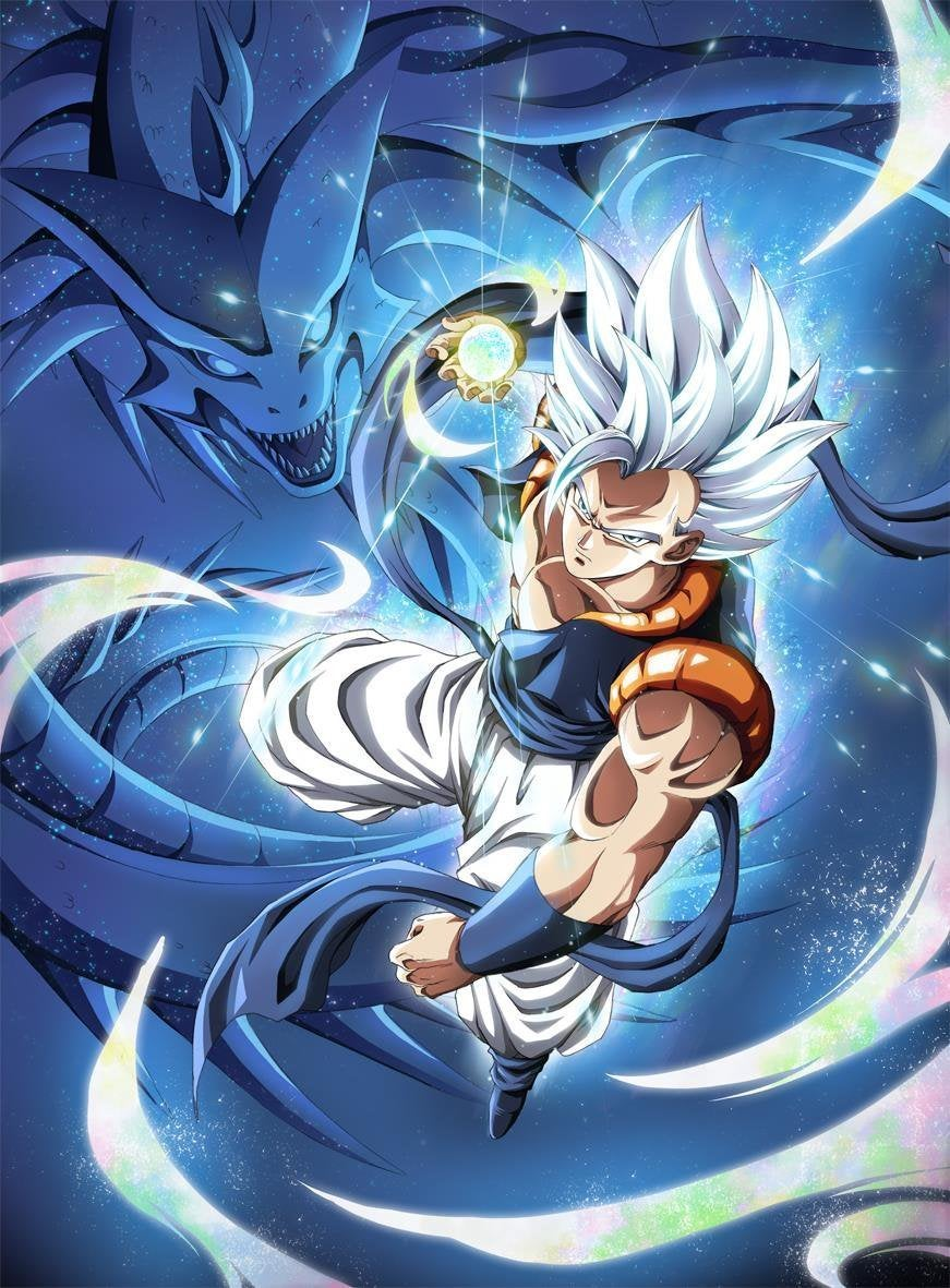 dragon ball super broly this is the ultra instinct gogeta the