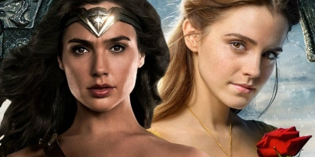 Emma Watson Shares Photo of Herself as Wonder Woman