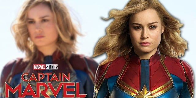 First Look at 'Captain Marvel' screen capture