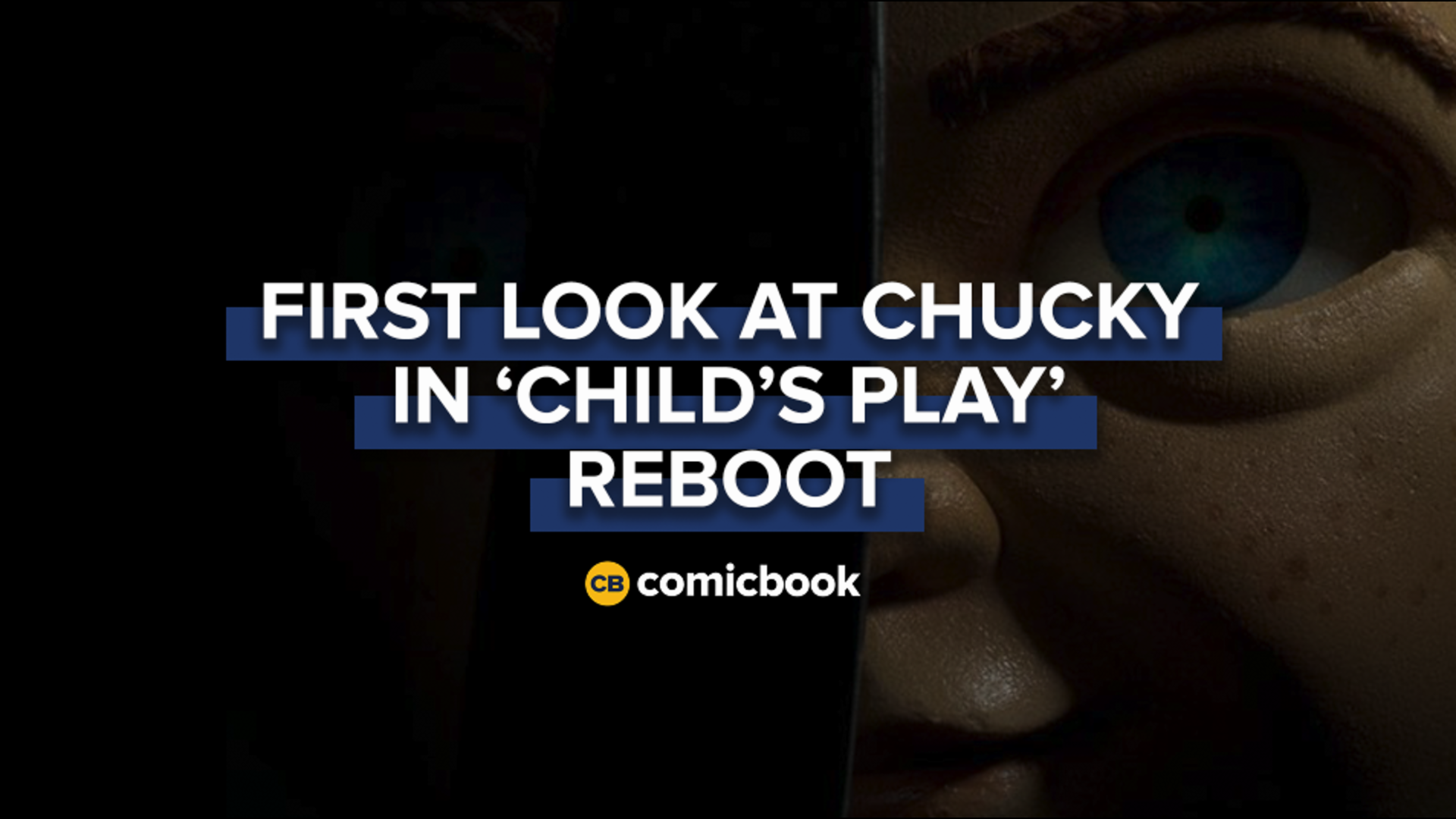 First Look at Chuck in 'Child's Play' Reboot screen capture