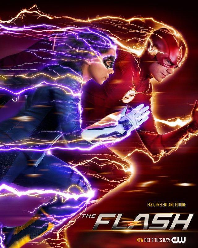 The Flash - Season 5 - Episode 1