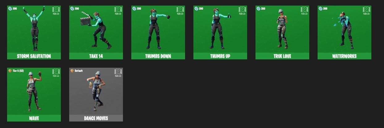 Every Fortnite Dance And Where They Come From