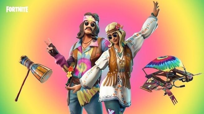 Fortnite Store Update Adds Flower Power Gear