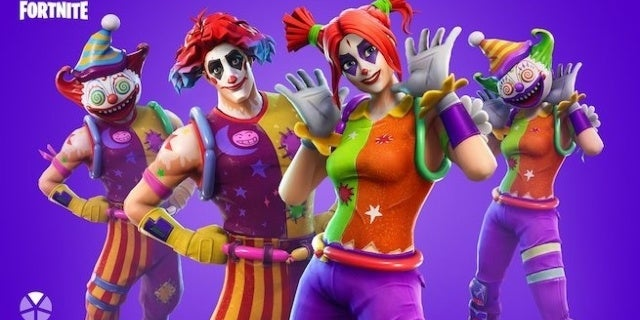 fortnite clowns