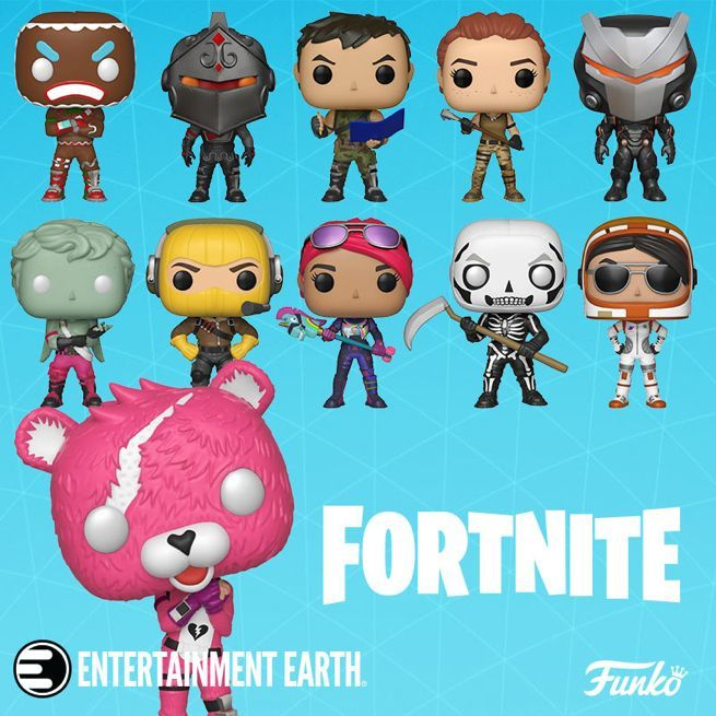 fortnite funko pop pre orders are live
