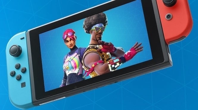 Fortnite Doesn T Require Nintendo Switch Online