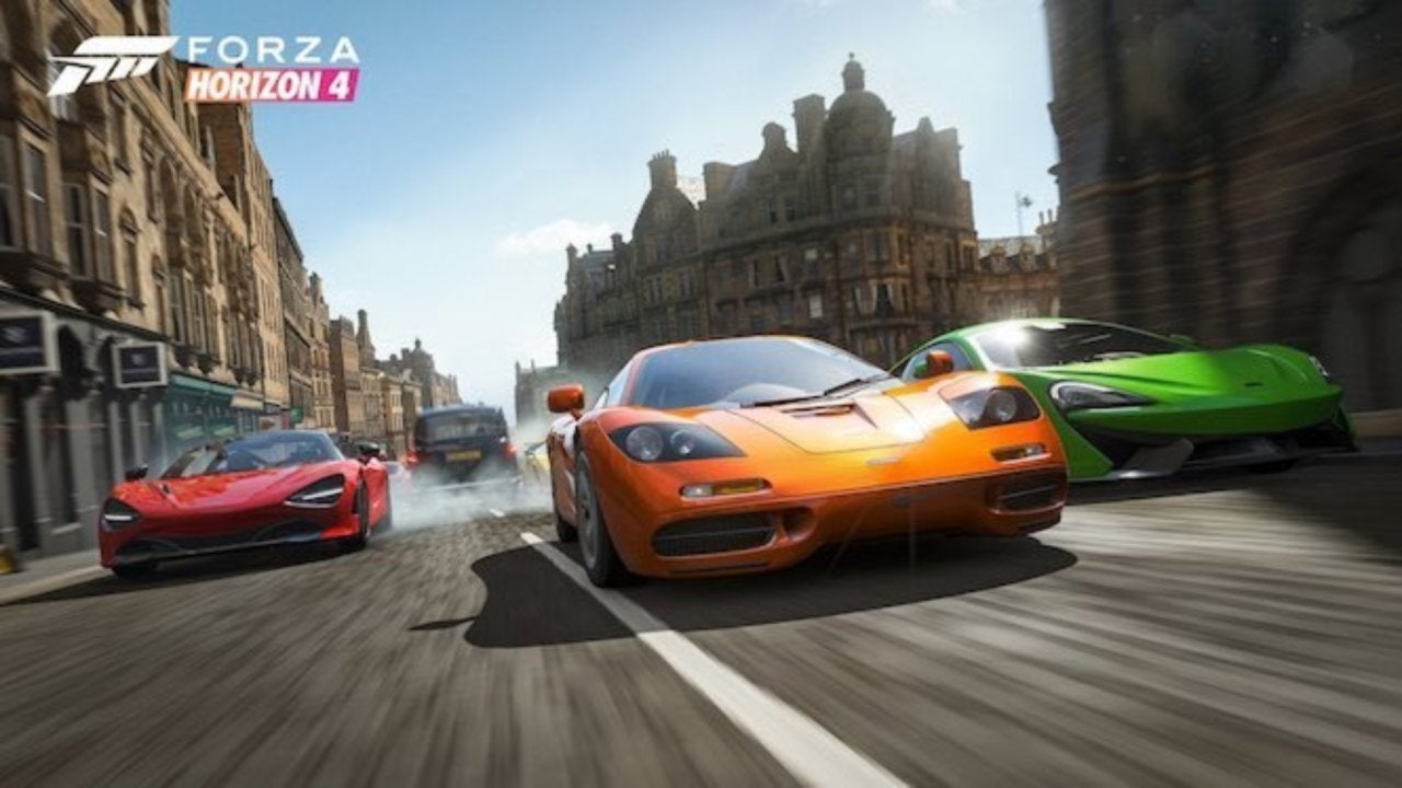 Forza Horizon 4' Available For Pre-Load, Download Size Revealed