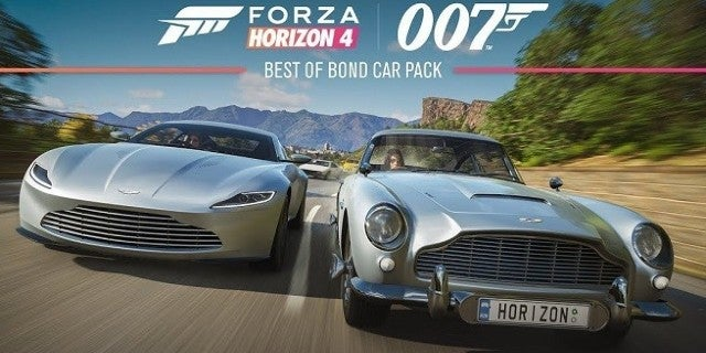 Forza Horizon 4 James Bond