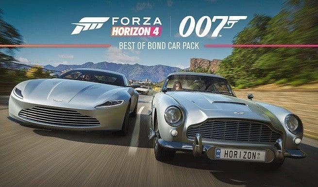 Forza Horizon 4 James Bond