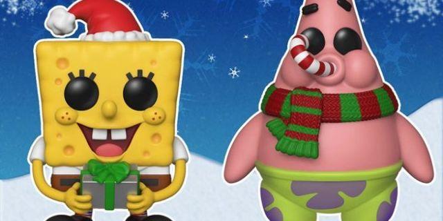 funko-spongebob-christmas-pop-figures-top