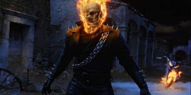 Nicolas Cage Thinks an R-Rated 'Ghost Rider' Could Be a Huge Hit