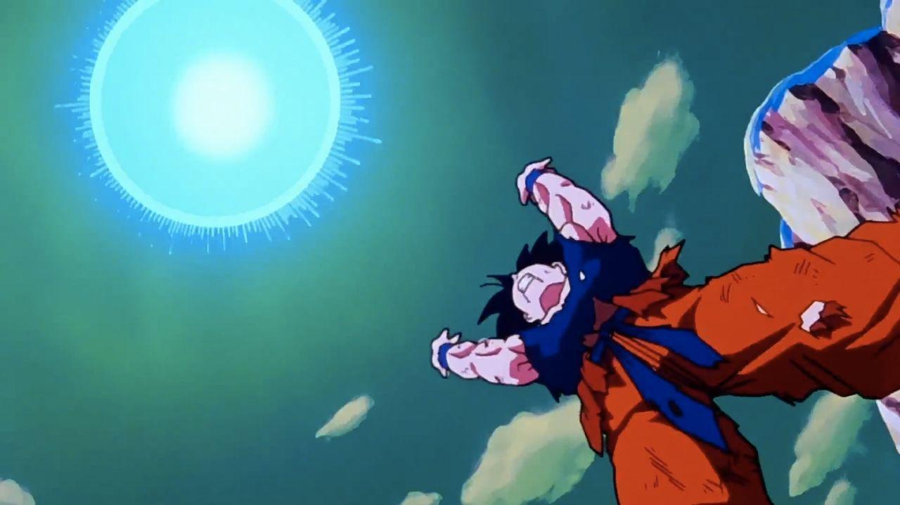 Goku-Spirit-Bomb