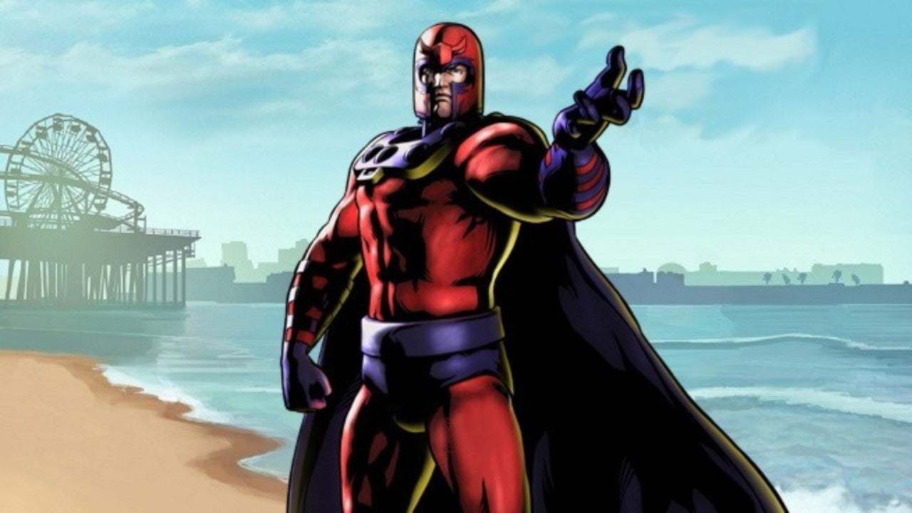 New 'Grand Theft Auto V' Mod Lets You Play as Magneto