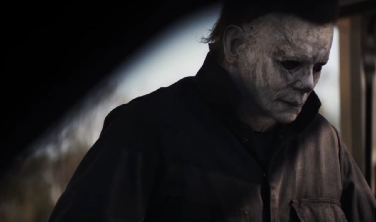 new 'halloween' movie trailer released