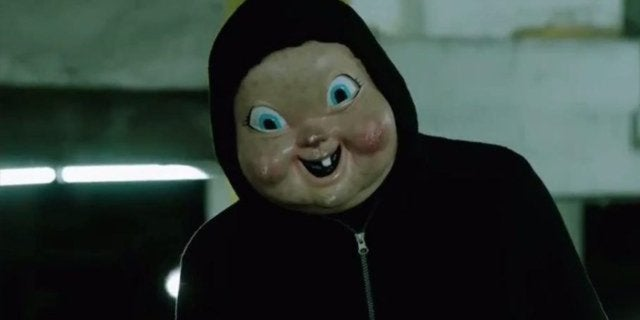 happy death day sequel mask