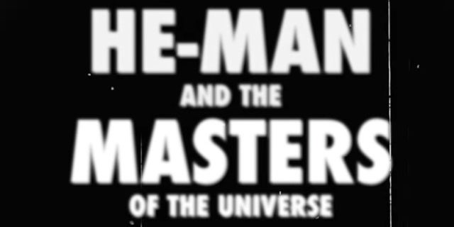 he man and the masters of the universe 1940s serial fan made video