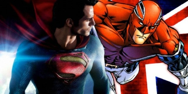 Marvel Fans Want to See Henry Cavill as Captain Britain