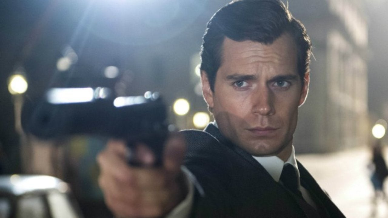 Rumor Claims Superman Star Henry Cavill Wanted as Next James Bond