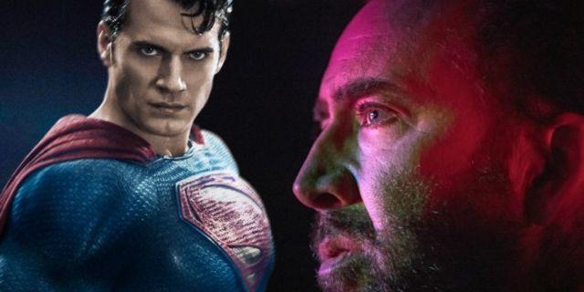 Henry Cavill Superman Nicolas Cage comicbookcom