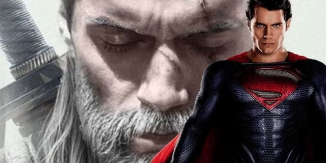 Henry Cavill The Witcher Superman Movies